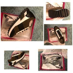 Shoe Dazzle Shoes - Platform sneaker